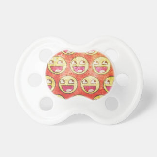 Awesome Tiles Pacifier