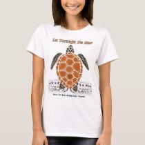 Awesome Tortuga de Mar  - Sea Turtle T-shirt