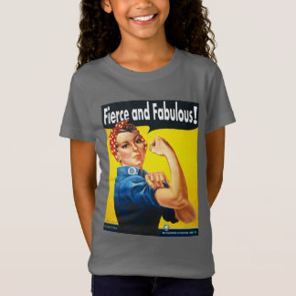 Awesome Trendy Fierce and Fabulous T-Shirt