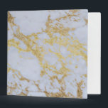 """Awesome trendy modern faux gold glitter marble binder<br><div class=""""desc"""">Awesome trendy modern faux gold glitter marble texture image, shining glow yellow gold glitter abstract strokes, white grey faux marble stone, special occasions, texture, Shapes, design, messy, craft, artwork, illustration, custom, young, decorative, modern, creative, summer bright colors, fashion, unique, fresh, luxury, chic, beautiful, pretty, cute, art, popular, awesome, stylish, image....</div>"""