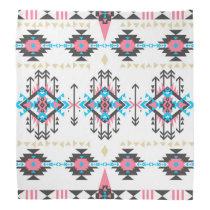 Awesome tribal ethnic Navajo geometric pattern Bandana