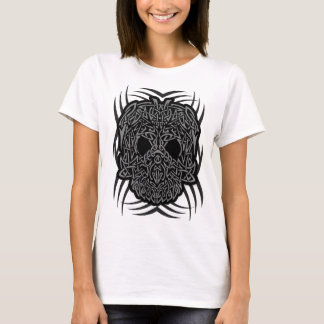 Awesome Tribal Skull Shirt