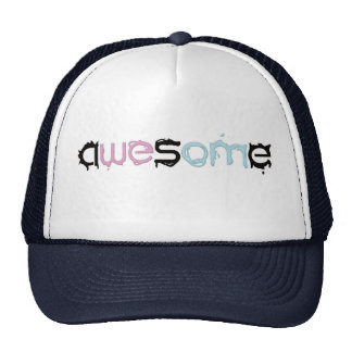 Awesome Trucker Cap Trucker Hats