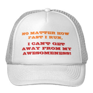 Awesome. Trucker Hat