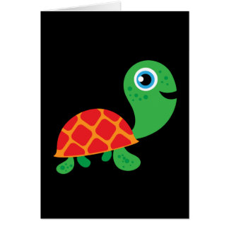 Awesome Turtle Card