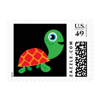 Awesome Turtle Postage