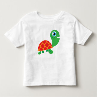 Awesome Turtle Toddler T-shirt