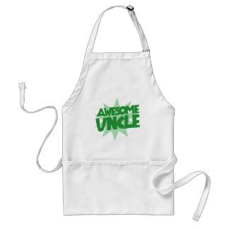Awesome Uncle Adult Apron