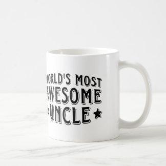 Awesome Uncle Classic White Coffee Mug