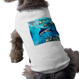 Awesome underwater world tee