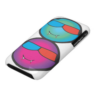 awesome vamp cell phone cover iPhone 3 cases