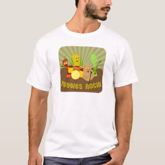 Awesome Veggie Band! T-Shirt