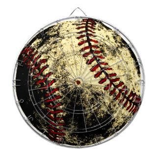 awesome Vintage Baseball / Softball Dartboard