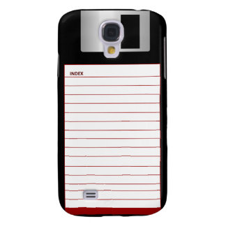 AWESOME ! Vintage Floppy Disk Galaxy S4 Cover