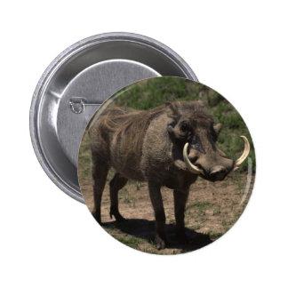 Awesome Warthog 2 Inch Round Button
