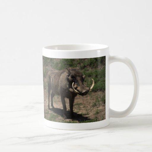 Awesome Warthog Mugs