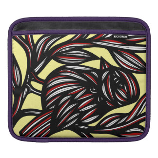Awesome Welcome Natural Zealous iPad Sleeve
