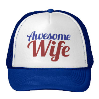 Awesome Wife Trucker Hat