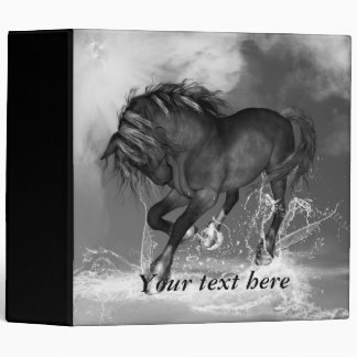 Awesome wild horse binder