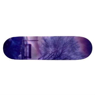 Awesome winter Impression B Skateboard Deck