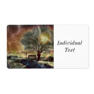 Awesome winter Impression C Label