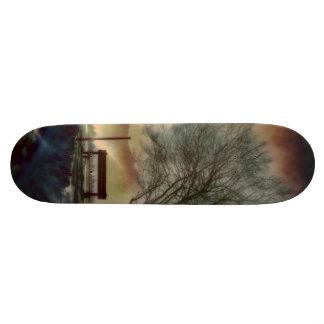 Awesome winter Impression C Skateboard Deck