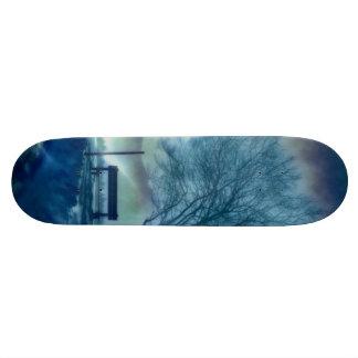 Awesome winter Impression Skateboard Deck
