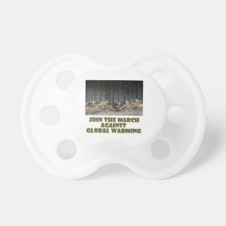 awesome Wolves designs Pacifier