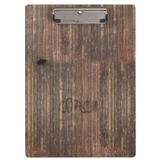 Awesome Wood Clipboard