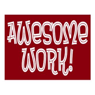 Employee Appreciation Postcards | Zazzle