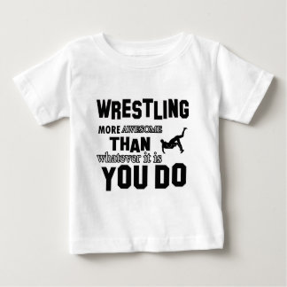 Awesome Wrestling designs T-shirt