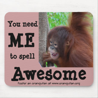 Awesome: you need me to spell it mousepad