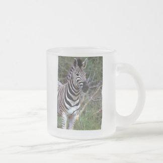 Awesome Zebra on mug