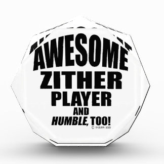 Awesome Zither Player Awards