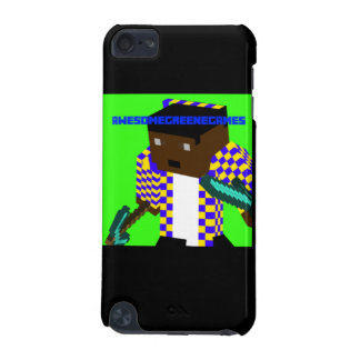 AwesomegreeneGames 5th Gen iPod Case. iPod Touch 5G Case