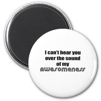 Awesomeness 2 Inch Round Magnet