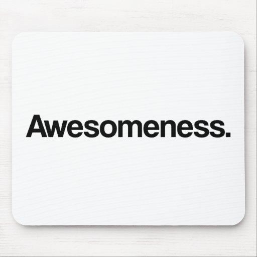 Awesomeness Alfombrillas De Raton
