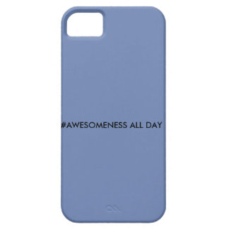 #AWESOMENESS ALL DAY iPhone SE/5/5s CASE