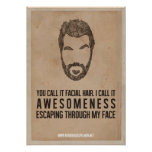 Awesomeness de la cara póster