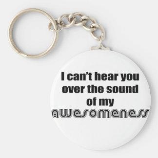 Awesomeness Llavero Personalizado
