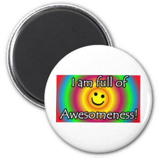 Awesomeness! Magnet