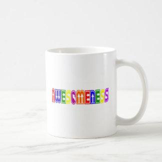 Awesomeness Classic White Coffee Mug