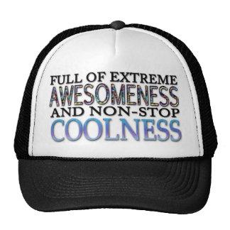 Awesomeness y gorra del serenidad