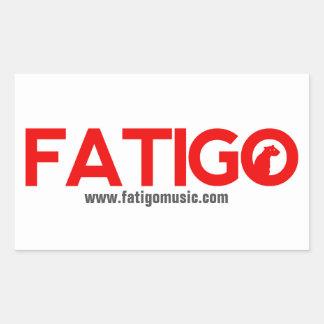 Awesomesauce Logo Rectangular Sticker