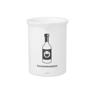 Awesomesauce (producto ligero/diseño oscuro) jarrón