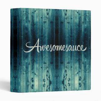 Awesomesauce Wood Panel Binder