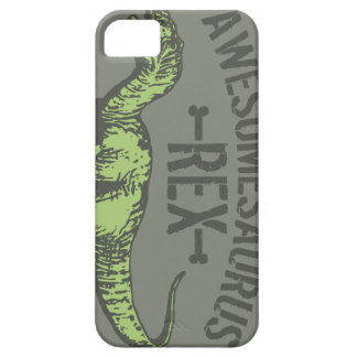 Awesomesaurus Rex iPhone SE/5/5s Case