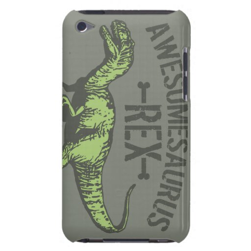 Awesomesaurus Rex iPod Touch Case-Mate Case