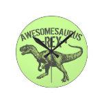 Awesomesaurus Rex Reloj