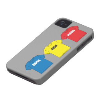 Awesometown iPhone 4 Case-Mate Protectores